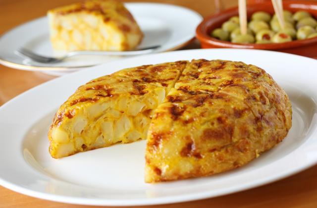 La tortilla espagnole d'Anita ! - Photo par 750g