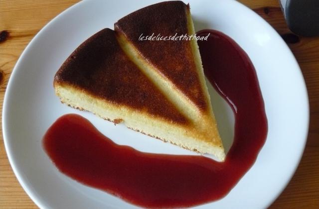 Gâteau au fromage blanc classique - Photo par Communauté 750g