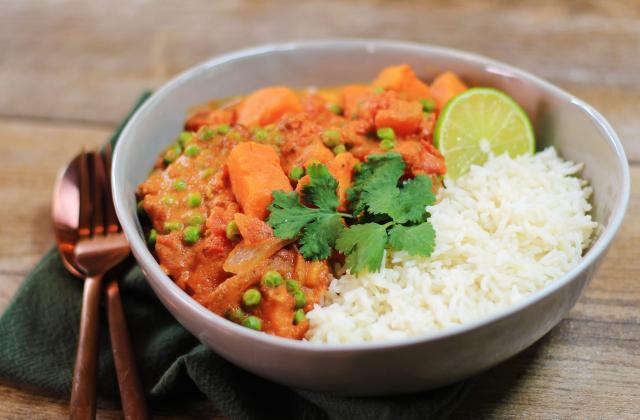 Les 5 plats mijotés végétariens qui plaisent à toute la famille - Photo par 750g