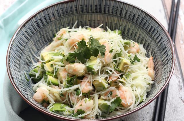 12 idées de recettes à faire avec des vermicelles de riz - Photo par Silvia Santucci