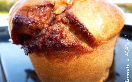 Mini muffins basques - Photo par sorcilili