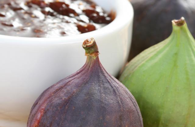 Confiture de figues au thym - Photo par soniasg