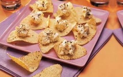 Douceur Italienne sur Tortillas - Photo par Instant craquant
