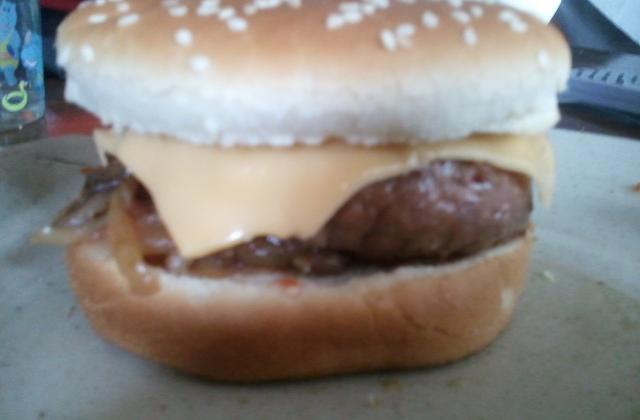 Hamburgers - Photo par mamyjimmy