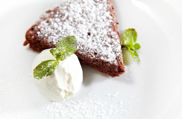 Fondant au chocolat et caramel maison - Photo par victohous