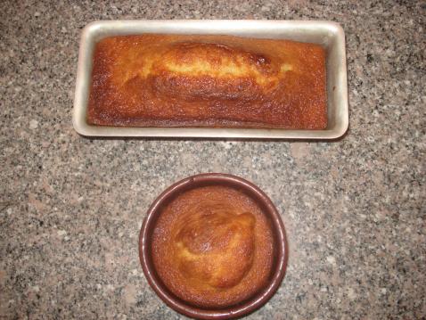 Gâteau au yaourt bon marché - Photo par anaisf