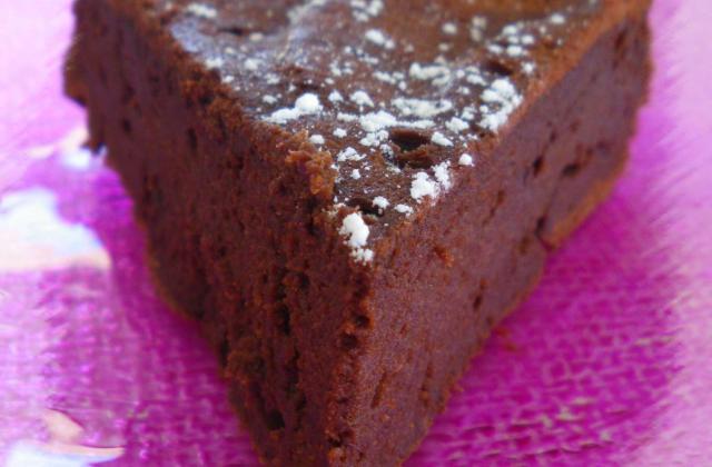 Moelleux au chocolat et petits suisses - Photo par Sophie21