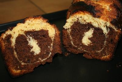 Marbré vanille chocolat - Photo par Circée