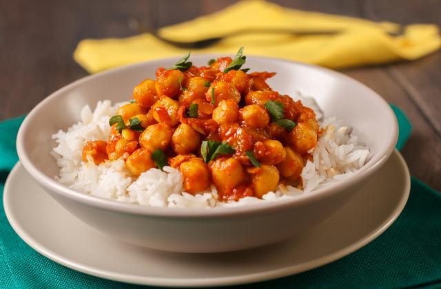 5 délicieux currys de légumes - Photo par 750g