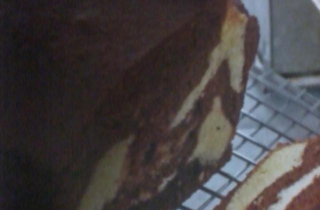 Mabré au chocolat et à la vanille - Photo par gomezjg