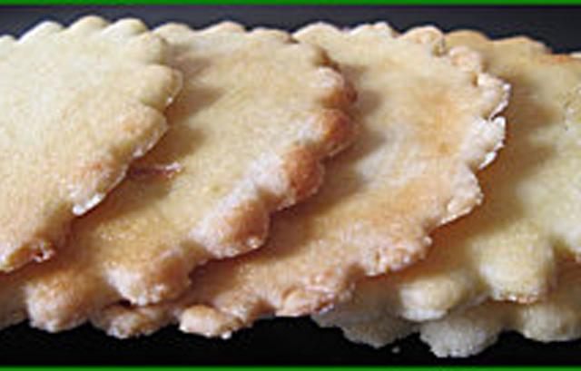 Biscuits amandes-citron - Photo par delices latins
