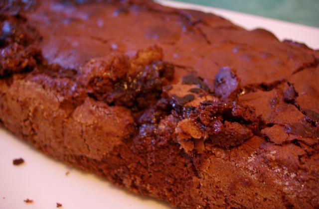 Moelleux chocolat à l'ourson - Photo par kroline