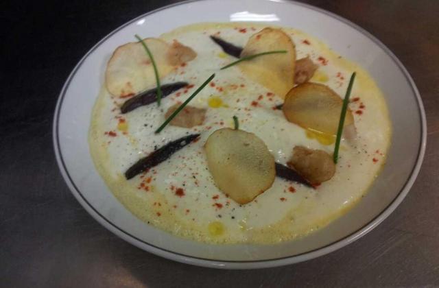Tortilla de pomme de terre revisitée - Photo par lamant