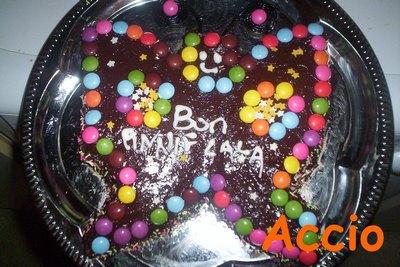 Un gâteau au chocolat - Photo par 750g