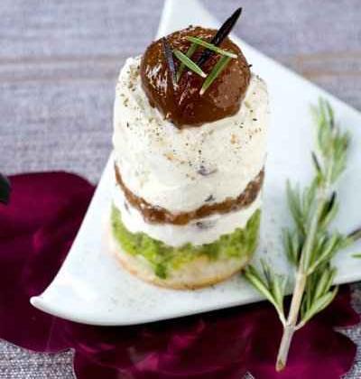 Soufflé glacé aux marrons confits - Photo par 750g