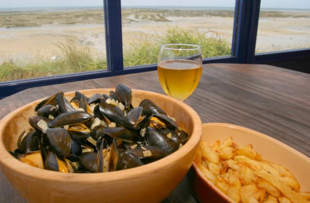 Moules de Barfleur - Photo par manchel