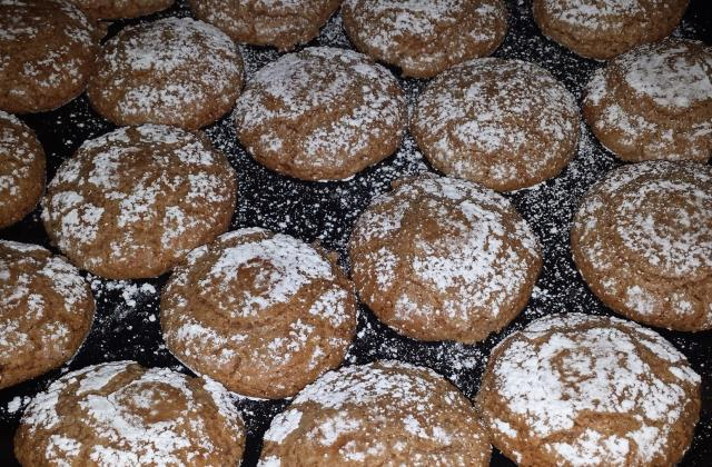 Mini-amaretti - Photo par mathilde4