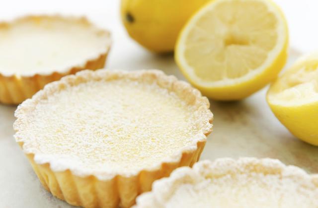 Tarte crémeuse au citron - Photo par 750g