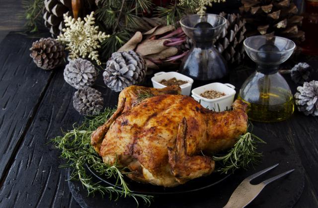 Comment préparer et réussir son chapon de Noël ? conseils et recettes - Photo par Bérengère