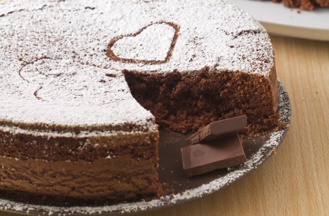 Gâteau au chocolat - Photo par 750g