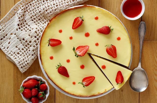 5 bases INDISPENSABLES et originales de cheesecake - Photo par Florentine - 750g