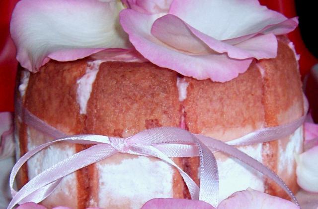 Charlotte en rose ispahan - Photo par pichoupich