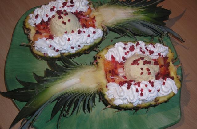 Ananas belle-de-meaux - Photo par mhouda