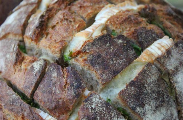 Blooming bread au Vieux Pané et persil - Photo par lacuisinedannaetolivia