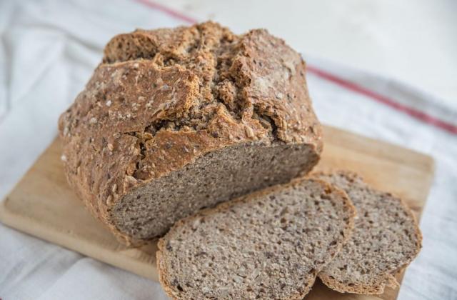 5 recettes de pains maison pour tartines complètes - Photo par 750g