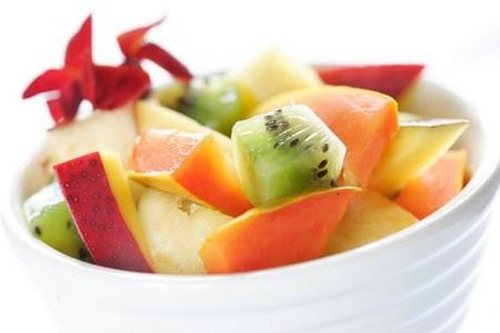 Salade de fruits exotiques - Photo par 750g