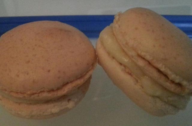 Macarons à la noix de coco express - Photo par amelieleg
