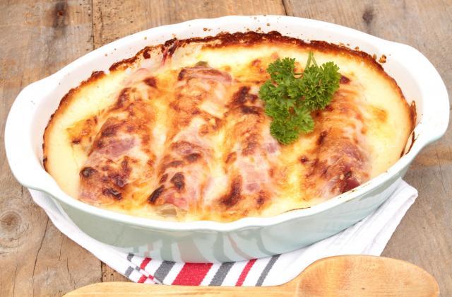 Endives au jambon au fromage râpé Sublime Filante Giovanni Ferrari - Photo par 750g