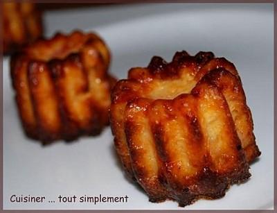 Cannelés Chorizo - Comté - Photo par cuisinertoutsimplement