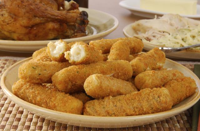 Croquettes de poulet au fromage - Photo par soniabb