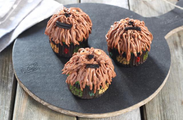 Cupcakes Chewbacca Star Wars - Photo par Silvia Santucci
