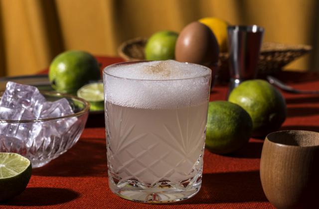 Pisco sour (Cocktail) - Photo par 750g