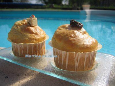 Muffins façon grecque - Photo par paloma