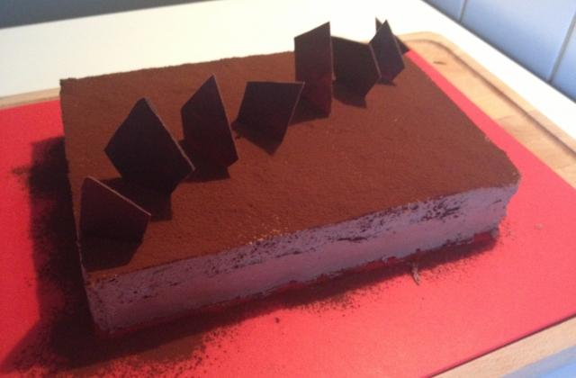 Royal au chocolat sans amande - Photo par 750g