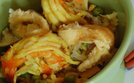 Nasi Goreng Porc et Crevettes - Photo par Babali