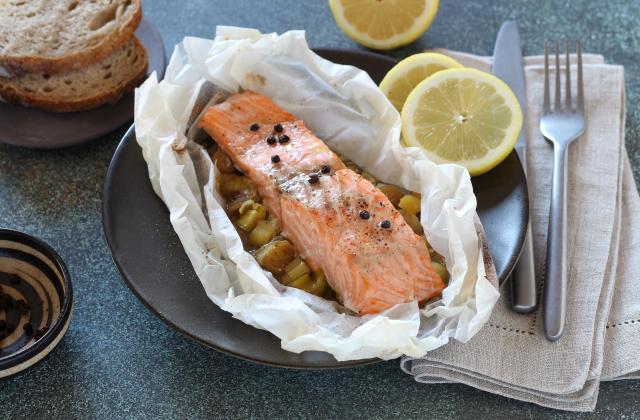 5 plats au saumon vite faits bien faits - Photo par Silvia Santucci