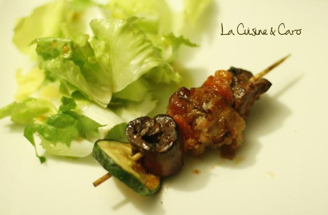 Green trip with tripe products - Photo par la cuisine caro