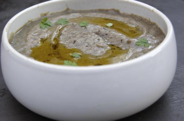 Soupe de lentilles facile et rapide - Photo par La ptite cuisine de Pauline