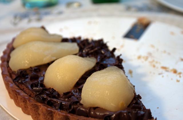 10 idées recettes à réaliser à partir d'une simple boîte de poires au sirop - Photo par Marie-Rose Dominguès