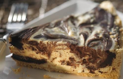 Angel cheese-cake au chocolat - Photo par Philadelphia
