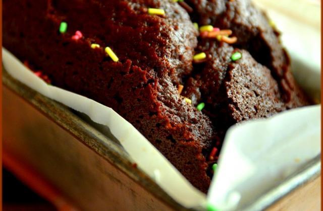 Cake au chocolat - Photo par Chef Damien