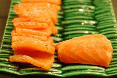 Saumon mariné au gingembre façon Gravlax - Photo par supertouillette