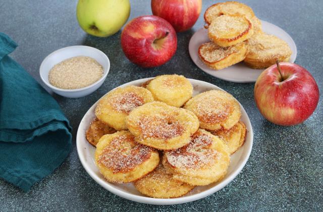 Beignets de pommes sans friture - Photo par Silvia Santucci