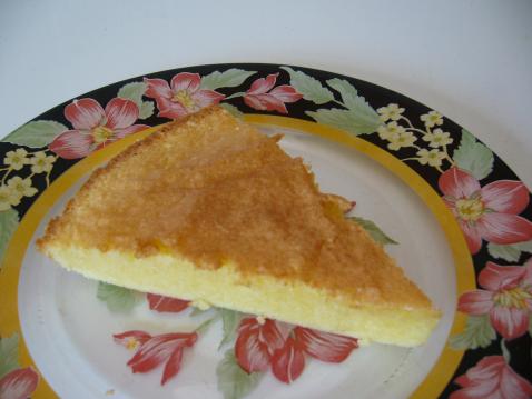 Gâteau aux amandes - Photo par kashac
