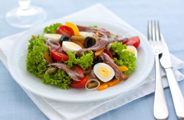 Salade niçoise - Photo par 750g