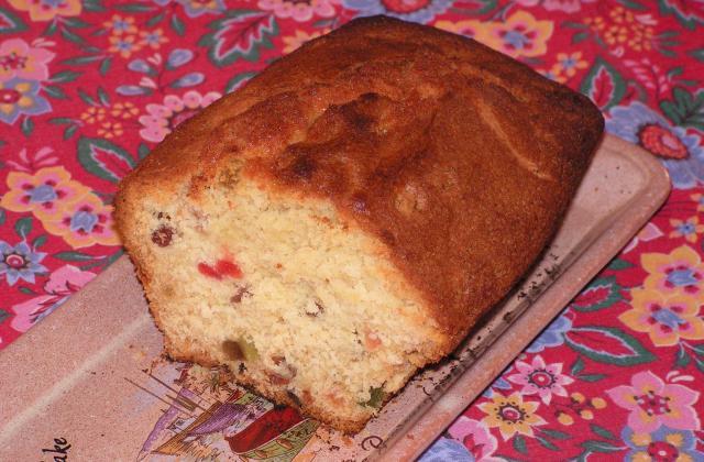 Cake classique - Photo par kekeli